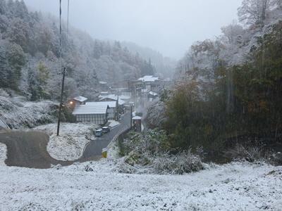 2013年秋初雪5