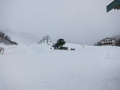 松之山温泉スキー場オープン2013.1