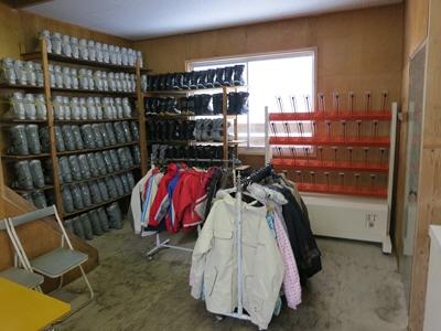 松之山温泉スキー場オープン2013.5
