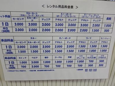 松之山温泉スキー場オープン2013.6