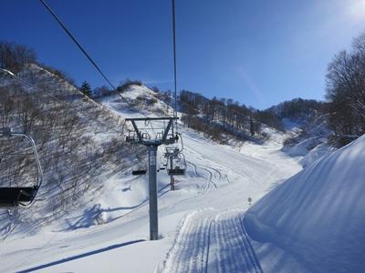 松之山温泉スキー場13