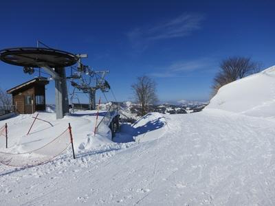 松之山温泉スキー場17