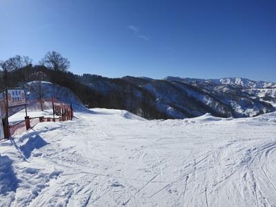 松之山温泉スキー場18