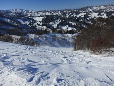 松之山温泉スキー場19
