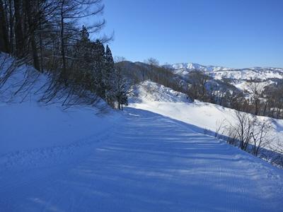 松之山温泉スキー場21