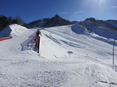 松之山温泉スキー場30
