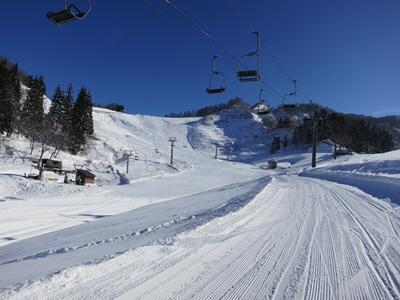 松之山温泉スキー場33