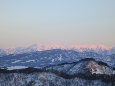 松之山温泉スキー場35