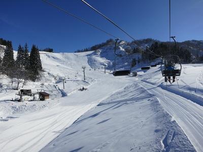 松之山温泉スキー場6