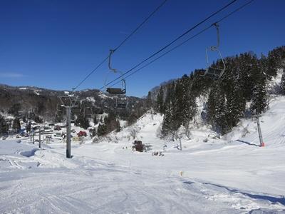 松之山温泉スキー場8