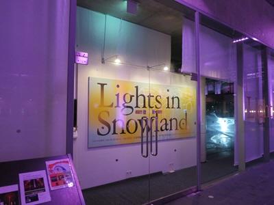 Lights in Snowland
