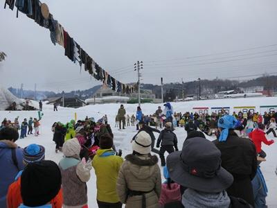 雪の運動会3