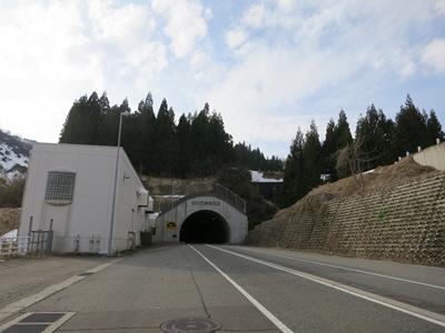 大沢山トンネル6