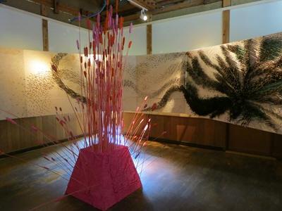 絵本と木の実の美術館4