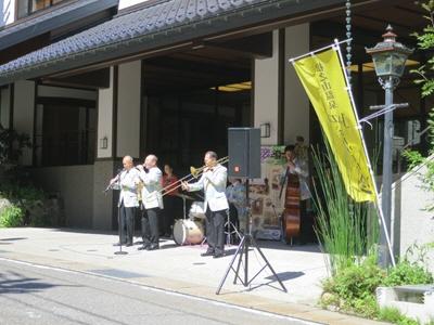 松之山温泉ジャズストリート2