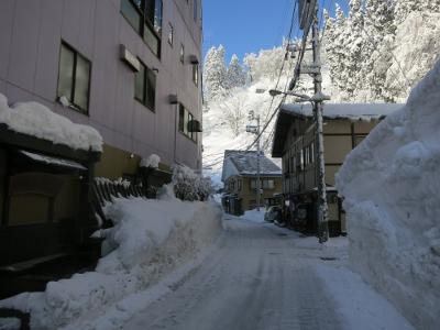 松之山温泉街3