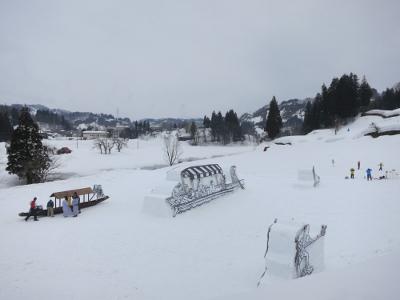 越後妻有2015冬雪アート10