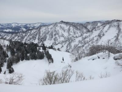 留守原の棚田冬5