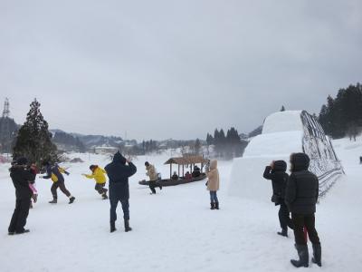 越後妻有2015冬雪アート9