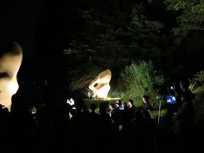 坪野野外舞踏公演3