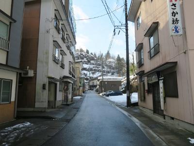 松之山温泉街4