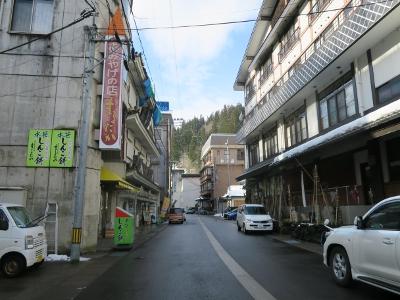 松之山温泉街7