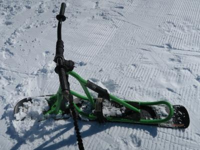 スノーバイク8