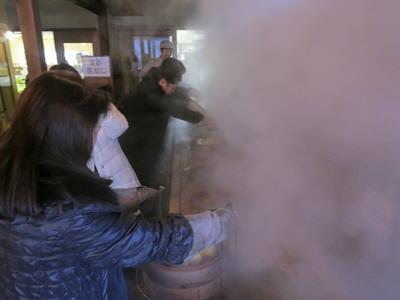 鉄輪温泉蒸し窯6