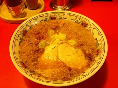 侍ラーメン1