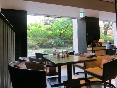 さくらタワー東京朝食1