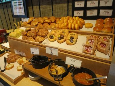 さくらタワー東京朝食2